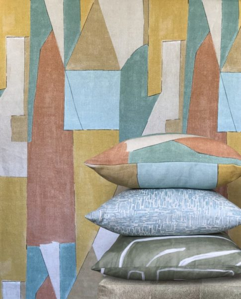 Image may contain Cushion Pillow Home Decor Linen and Rug